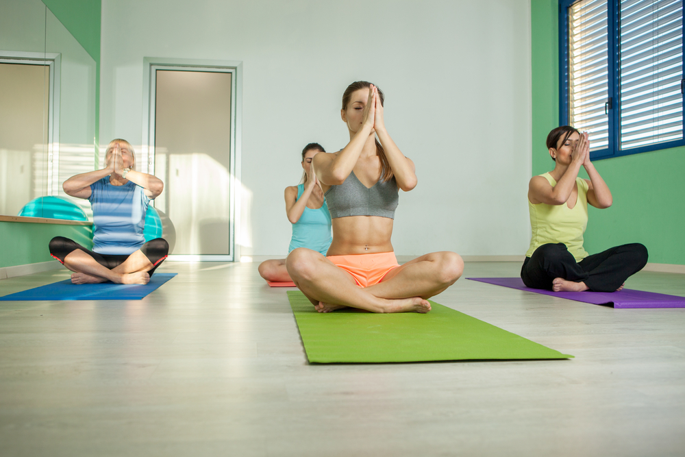 Americans have been increasing their use of chiropractic and yoga