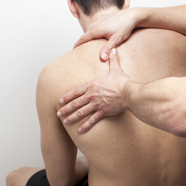 Back Adjustment From Chiropractor