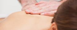 Spinal manipulation treatment