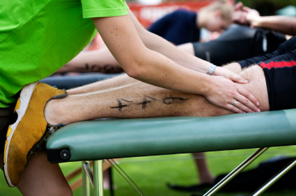 Methods for Treating Injuries from Running