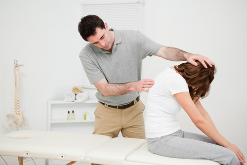 Chiropractic Care Licensed Professionals
