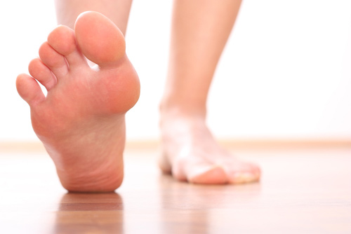 Your Feet Could be Causing Back Pain