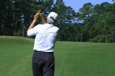 Proper Stretching Improves Golf Game