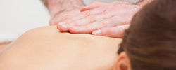 Spinal manipulation treatment