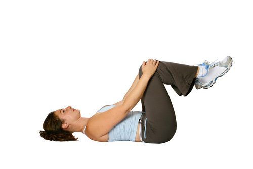 90/90 Stretching Exercise